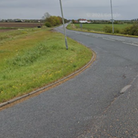 The two-vehicle crash happened in New Road, Chatteris, on Monday October 25.