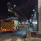 Dozens of firefighters were called to the British Sugar factory in Bury St Edmunds on Sunday