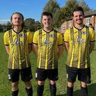 Reece Cottrell, Christian Roles, Jack Shaw were the High Easter scorers against Swizzino.