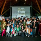 The winners of the Norfolk Arts Awards 2021.