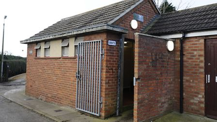 Public toilets in Stalham beside the town hall in the town. Picture: MARK BULLIMORE