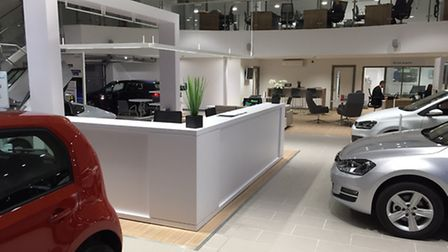 King's Lynn Volkswagen is holding a special VIP opening event at its refurbished showroom.