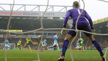Norwich City loanee Patrick Bamford is set for a key role in the survival push. Picture by Paul Ches