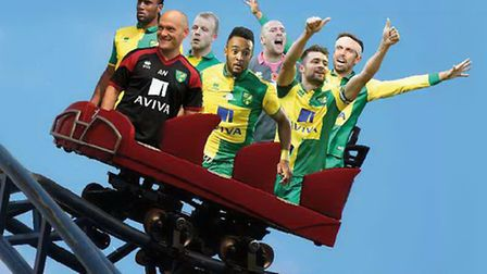 The rollercoaster ride is continuing for Alex Neil's Norwich City team.