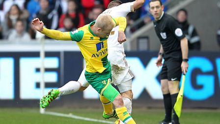 Steven Naismith is one of three Norwich City players included in a Scotland squad for upcoming frien