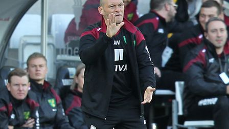Alex Neil insists the belief is still strong inside the Norwich City camp. Picture by Paul Chesterto