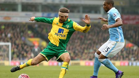 Norwich City's Gary O'Neil has helped turn Norwich's fortunes around since he started wearing the he