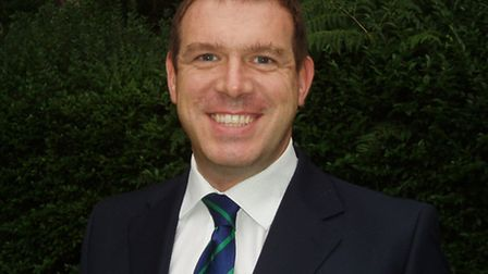Neil Powell, who has been appointed headteacher at North Walsham High School. Picture: SUBMITTED