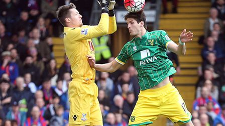 Timm Klose was one of Norwich City's January window signings. Picture by Paul Chesterton/Focus Image