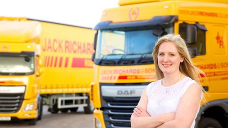 Lisa Richards, north west regional director at Jack Richards & Sons. Picture: Submitted