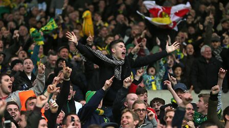 Norwich City fans in full voice at West Brom - we need that noise replicated at Carrow Road for the