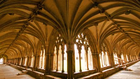 Norwich Cathedral. Photo: KT Bailey