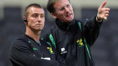 Former Norwich City assistant manager Lee Clark was part of Glenn Roeder's set-up at Carrow Road but