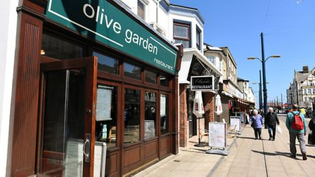 The Olive Garden restaurant on Regent Road is moving to the High Street on Gorleston. Taking its pla