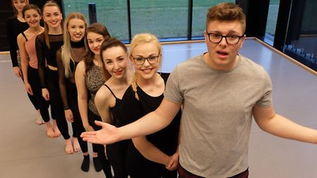 Mixed Voice theatre company needs some male performers to join the cast of West Side Story. Photo: s