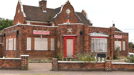The Magdalen Arms pub in Gorleston.August 2015.Picture: James Bass