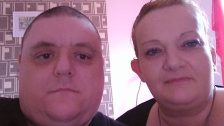 Thomas Tyler and Alice Willcox, passengers on the Greater Anglia train which collided with a tractor