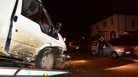 RTC on the junction of Lincoln Street and Portersfield Road.Picture: ANTONY KELLY