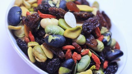 Future Voices: An example of a healthy snack
