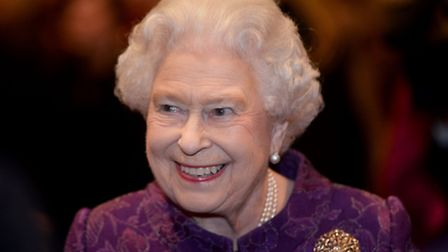 Queen Elizabeth II whose 90th birthday is fast approaching and soon the nation will celebrate the mi