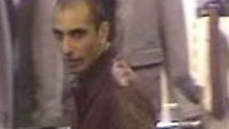 Police are appealing for help to identify a man following a theft in Great Yarmouth. Photo: Norfolk