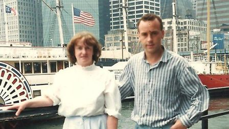 Ann and John Barber on holiday2.Search for pen-pal: Submitted pictures