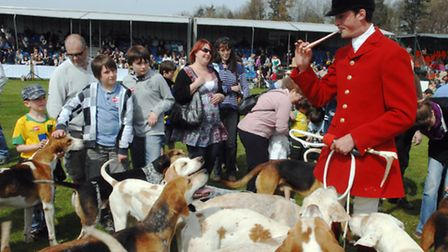 East Anglian Game and Country Fair.