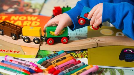 Childcare costs could rise further. Dominic Lipinski/PA Wire