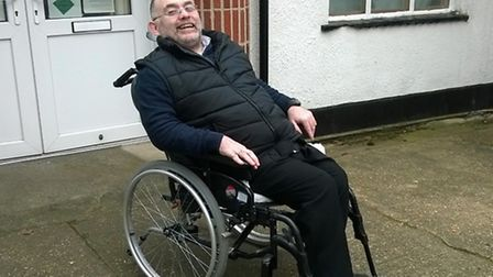 Ian 'Fred' Winterbone has played a key role in the commissioning of a new community physiotherapy se