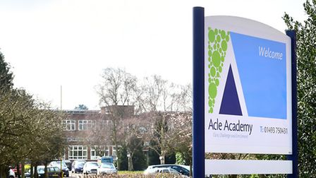 Acle Academy. Picture: ANTONY KELLY