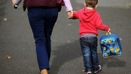 The exam results of Norfolk's looked after children have improved. Photo: Niall Carson/PA Wire