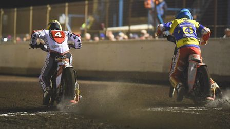 There will be no action at Coventry tonight. Picture: IAN BURT