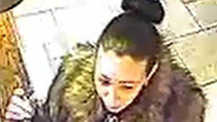 Police are appealing for help to identify a woman following an assault in Great Yarmouth. Photo: Nor