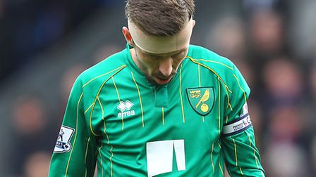 Gary ONeil shows the pain of defeat after Norwich City's 1-0 Premier League loss at Crystal Palace.