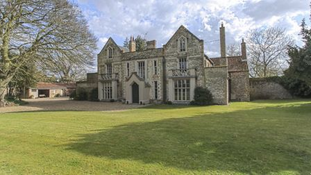 The Old Rectory, Fincham. Photo: Fine and Country