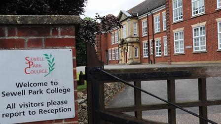 Sewell Park College. Picture: Denise Bradley