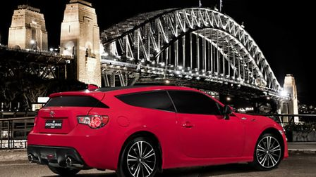 Toyota has built a fully-functionin GT86 Shooting Brake concept but there are no plans to put it int