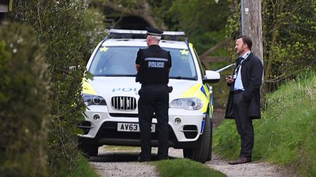 Two teenagers have been arrested following the death of a 14 year old boy after an incident at an ad
