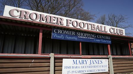 Cabbell Park Football Ground, home of Cromer Football Club. Picture: MARK BULLIMORE