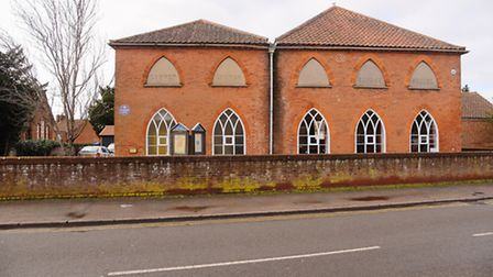 The Dereham 1st Scouts hall which is also home to the London Road Pre-School. Picture: Ian Burt