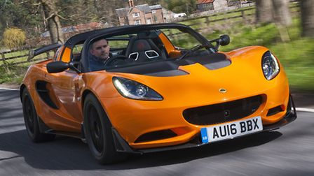 Lotus Elise Cup 250 sheds up to 31kg to become the fastest road-going Elise ever.