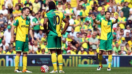 Norwich City need favours from Premier League relegation rivals after losing 1-0 to Manchester Unite
