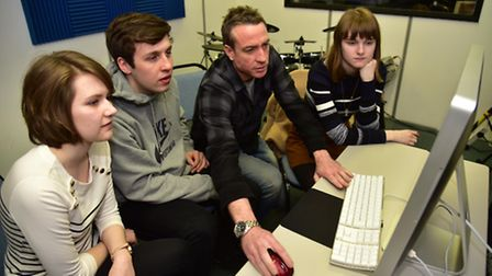 The Music Arts Project in Brandon have been given funding to improve facilities at their Gateway sit