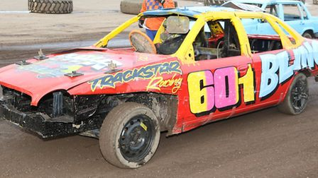 Norwich''s Chris Medler will be in action in both the Unlimited & 2L Bangers at King''s Lynn on Satu