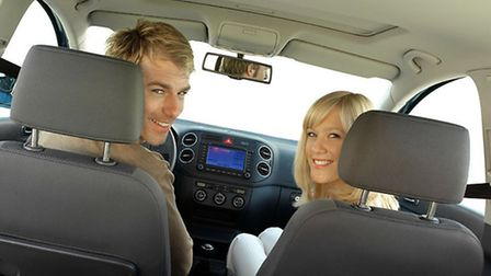 Parents favour the playing I Spy or iPad routes to keeping chidren entertained in the car.