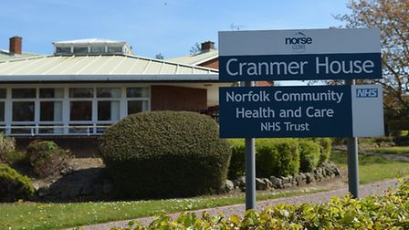 A meeting is being held today to discuss the future of Cranmer House.