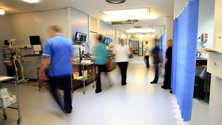 There is a shortage of nurses and other medical staff across the country, MPs have warned. Photo cre