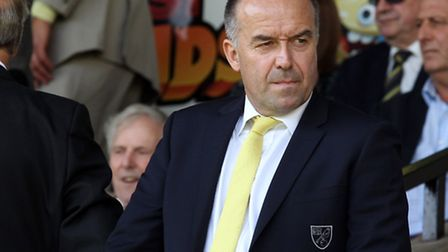 McNally said in a tweet responding to a fan that he had resigned. Picture by Paul Chesterton/Focus I