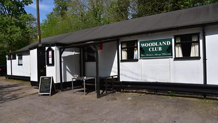 The Woodland Club in Tacolneston where Kevin Grint was the chairman.