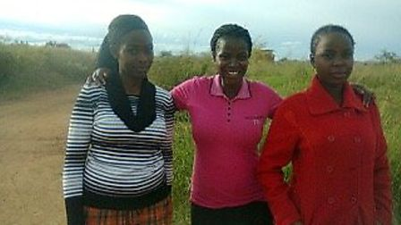 Chido, Connie and Prudence